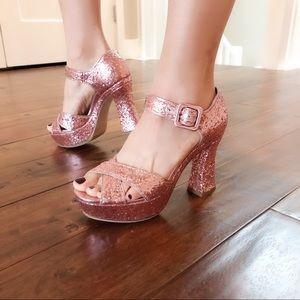 Miumiu High heel shoes!